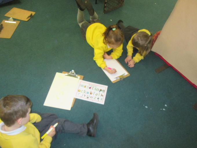 Creating missing posters