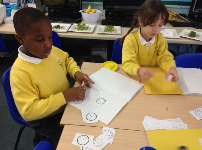 Learning about time
