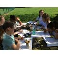 Developing observational skills in art