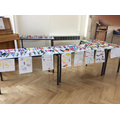Year 3's Pencil Toppers
