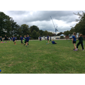 PE - Rugby - Defending and Attacking