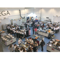 Can you spot yourself at the Mega Lab?