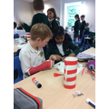Project Day - Making Lighthouses