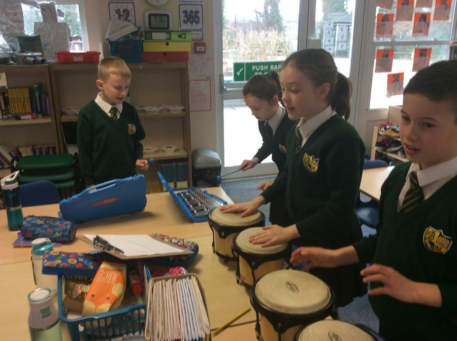 Performing our very own piece of music