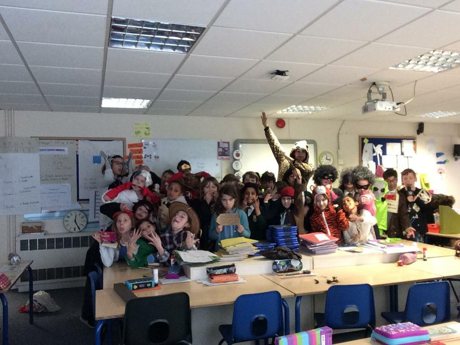 Happy World Book Day From M4!