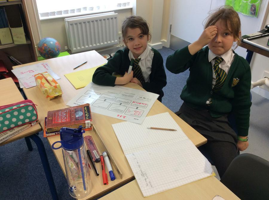 Exploring different ways to regroup decimals