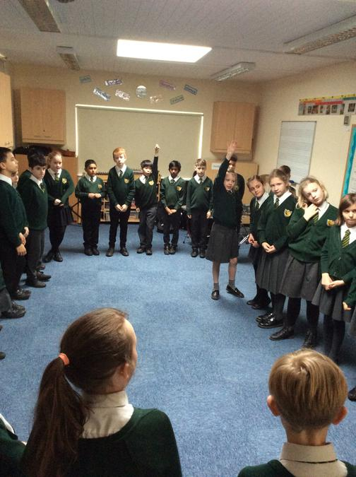 How can we change our song?  Texture Mrs Caperon?