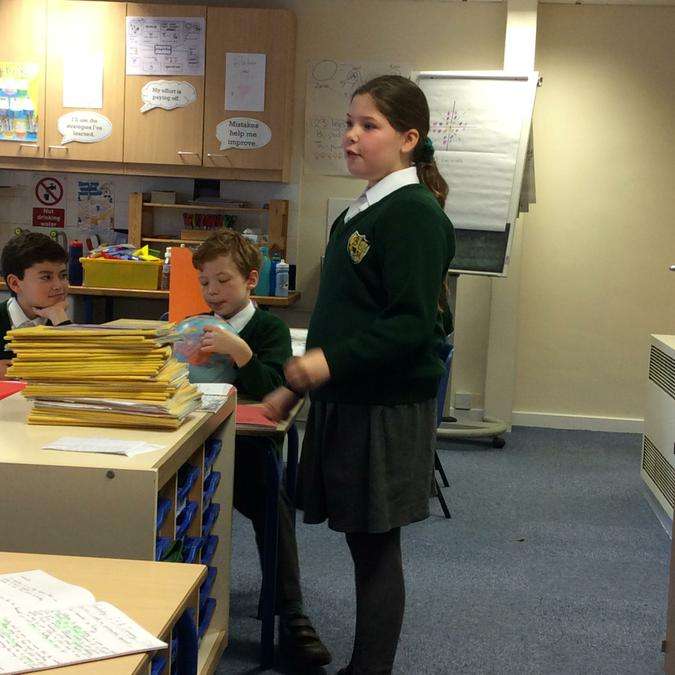 Persuasive speaking - engaging with the audience!