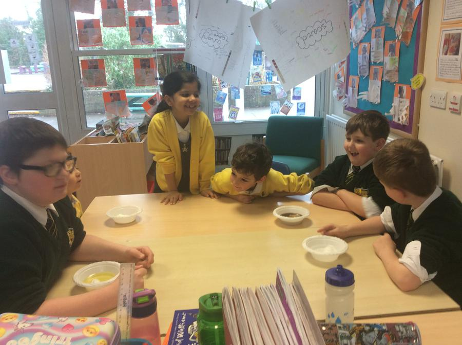 Photos from our Science Week Learning