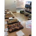 Year 6's Muffins and Flapjacks