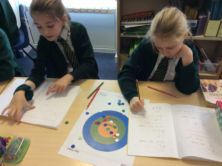 What decimal number have we created?