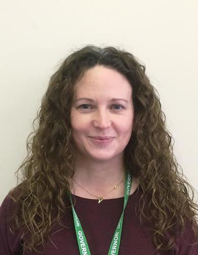Rebecca Walker - Chair of Governing Body