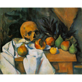 Year 4: Still Life with Skull by Paul Cezanne