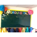 Playground Pals Information Board