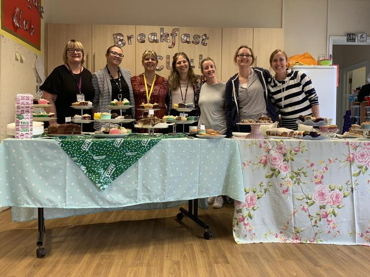 We would like to thank everyone that supported our Macmillan Coffee morning, it was a huge success with us raising over £300 for this fantastic cause.