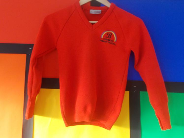 School Jumper £12.50