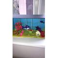 Model aquarium - Syma.