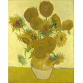 Reception: Sunflowers by Vincent Van Gogh