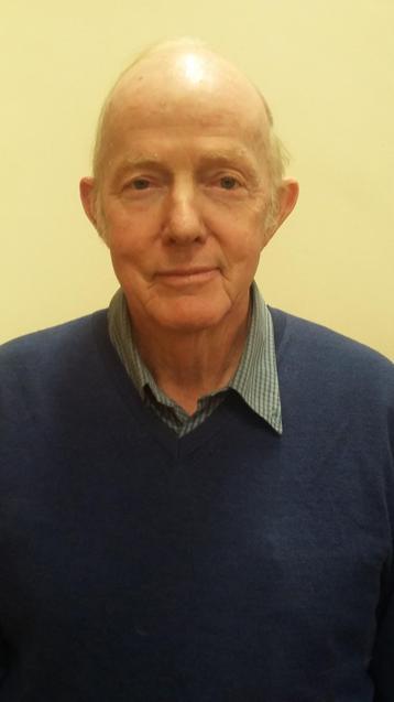 Mr Peter Keggin Chair