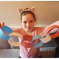 Paper chains and colours!