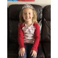 Beth being a princess