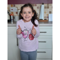 Thumbs up and a smile from Connie!