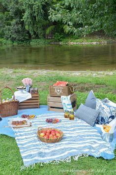 Go for a picnic