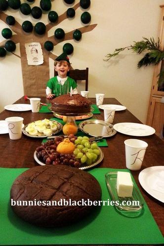 Host a banquet