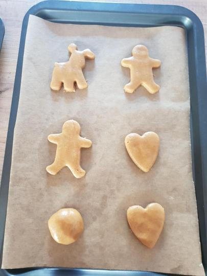 Harry's biscuits prebaked