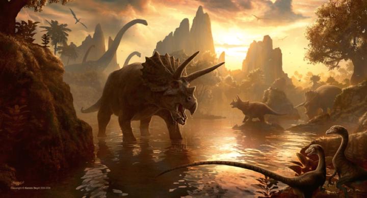 Jurassic age picture