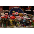 Jar tombola stall