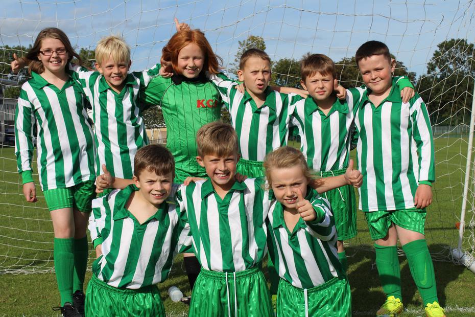 2015-16 KS2 Football team