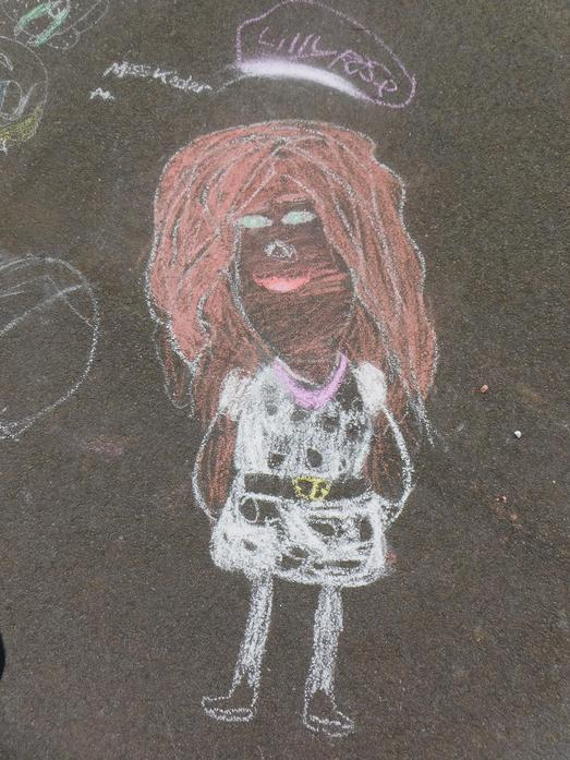 Miss Keeler by Lilly