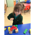 We built houses for the three little pigs