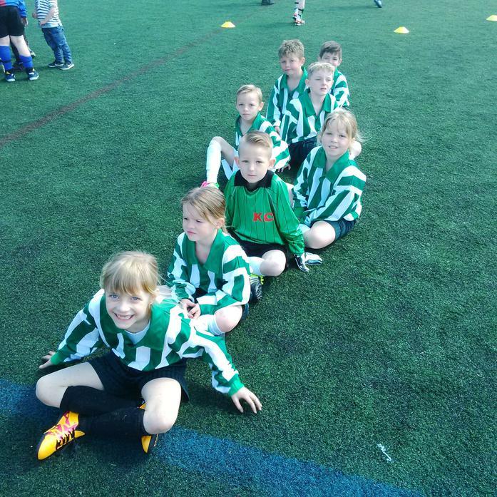2015-16 KS1 Football team