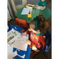 We made our own Jack and the beanstalk picture books