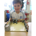 Matthew's Phenomenal Roman Fort!