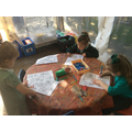 Making characters from Goldilocks and the three bears