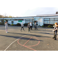 Empire class enjoyed an afternoon in the sunshine learning new skipping skills.