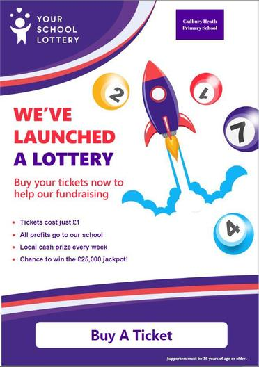 Our new school lottery is up and running.