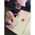 Sound tins help us with writing