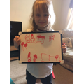 Drawing the story map at home