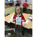 """""""I was writing the words out using my sounds""""."""