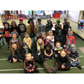 """""""We enjoyed dressing up to raise money for our PTA."""""""