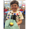 Making Pudsey cakes
