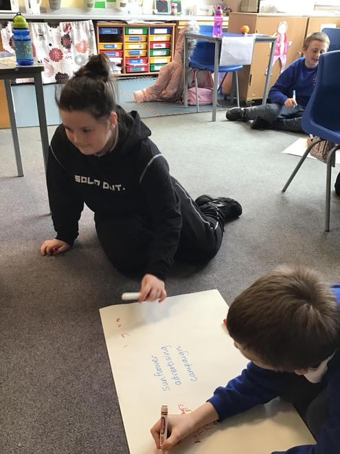 Connecting Literacy skills