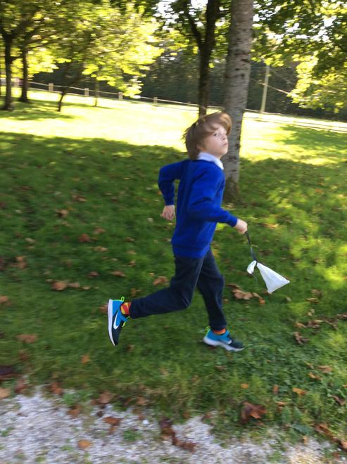 freedom to run