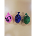 Stress balls with lavender oil!