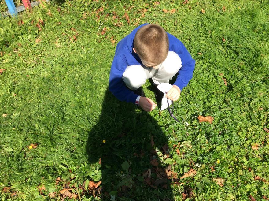 outdoor exploring
