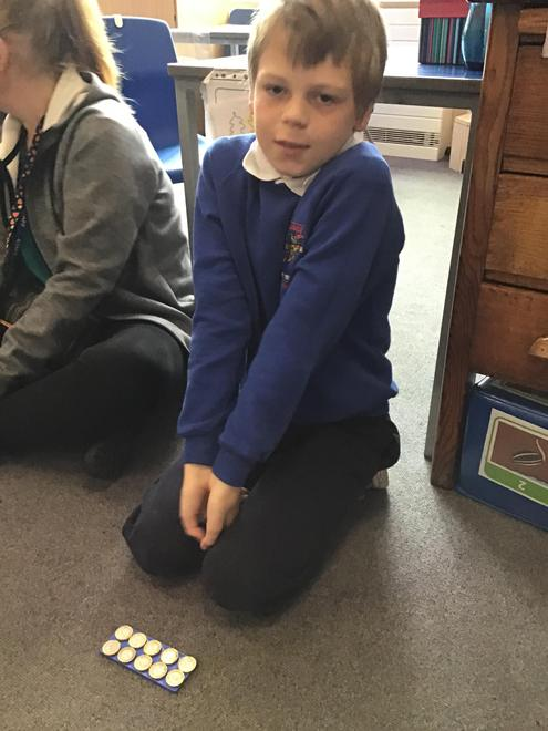 Checking using Numicon